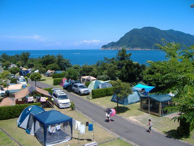 Akagurizaki Auto Camping Site