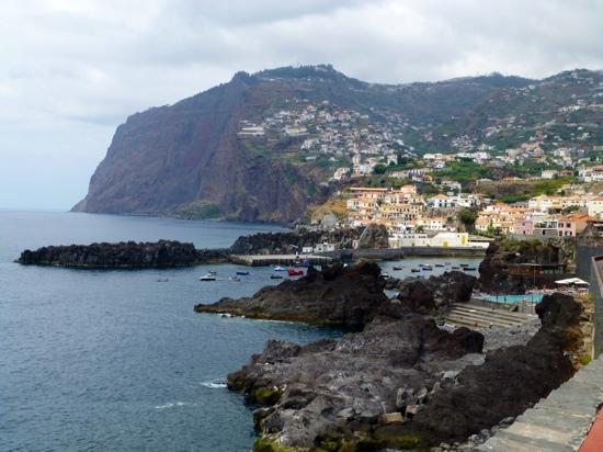 Praia Formosa Beach  Madeira