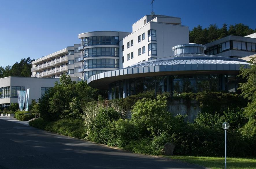 Parkhotel im Rehabilitations- und Praventionszentrum Klinikum