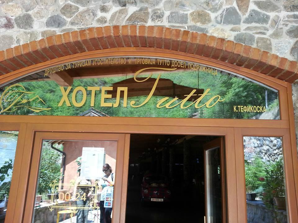 Hotel Tutto