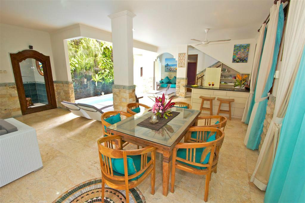 Kuta Luxury Villas - Turquoise Villa