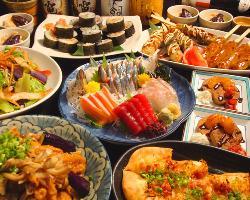 Seafood Izakaya Hananomai BIVI Numazu
