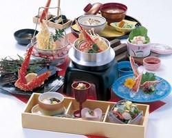 Crab Cuisine Toyoda Kora Honten