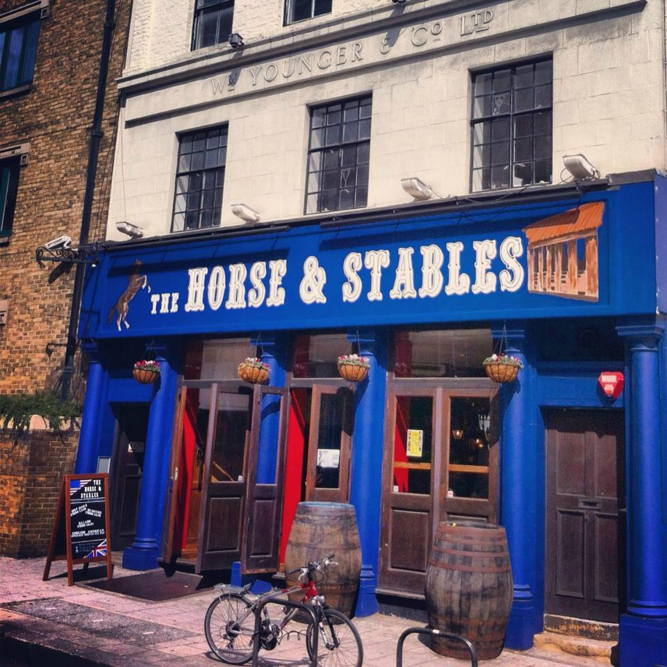 The Horse & Stables Hostel