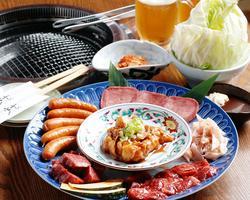 Charcoal Grilled Beef Ichigyu