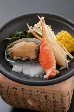 Crab Cuisine Shiratori Kora Honten