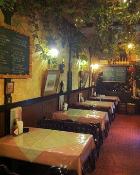 Italian Restaurant San Marino