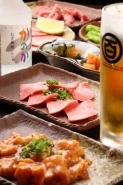 Grilled Beef Restaurant Hyakuenya Sakae-Higashi