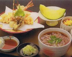Homemade Soba Sunaba Izukogen