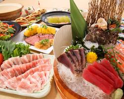 Seafood Izakaya Hananomai Iwakuranishiguchi