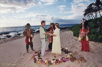 Kuhina Hawaiian Weddngs and Blessings