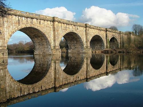 Lune Aqueduct Canalside