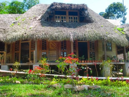 Amazanga Ecolodge & Native Spa