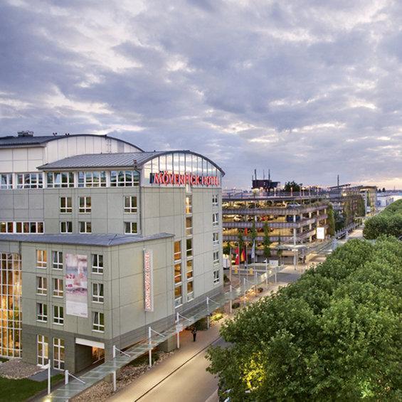 Movenpick Hotel Nuremberg-Airport