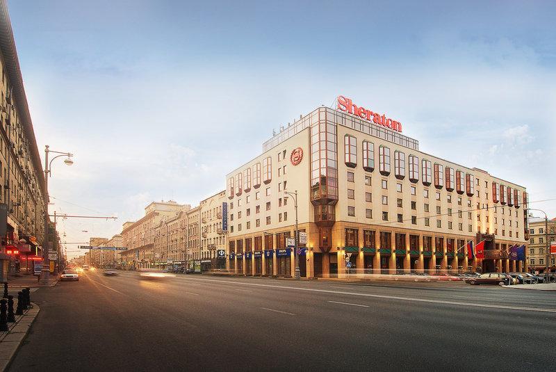 쉐라톤 팰리스 호텔