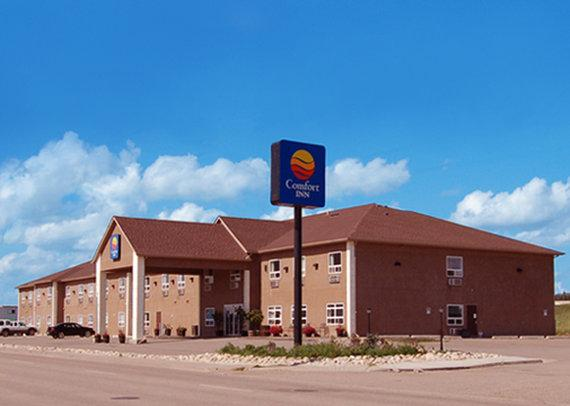 Comfort Inn Dawson Creek