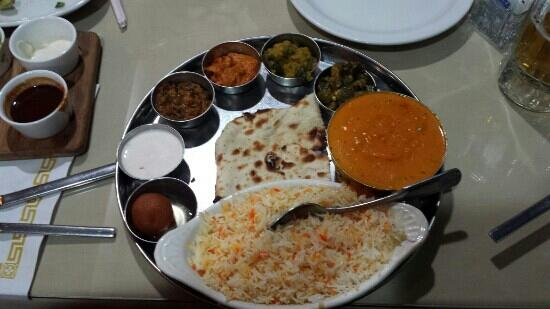 Favorite Indian Restaurant - San Ramon