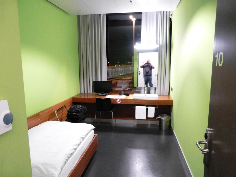 Zurich Airport Transit Accommodation