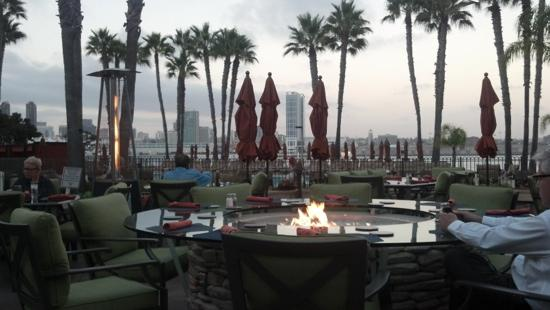 Current Restaurant at Coronado Island Marriott