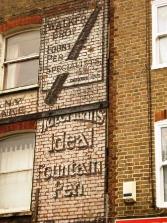 Ghostsigns Walking Tours