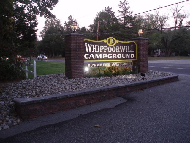 Whippoorwill Campground