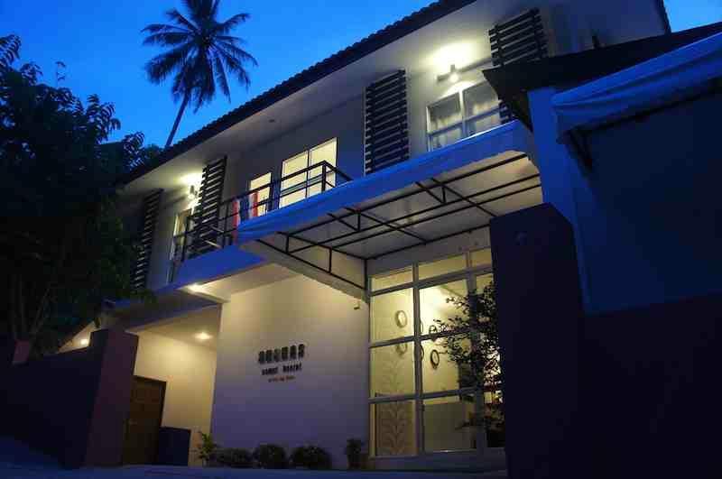 Ananas Hostel Koh Samui