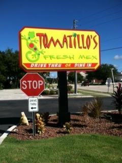 Tomatillo's Fresh Mex