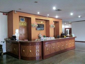 Huai Kha Khaeng Chetthasin Hotel & Convention