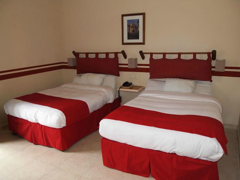 Hotel Misión Campeche America