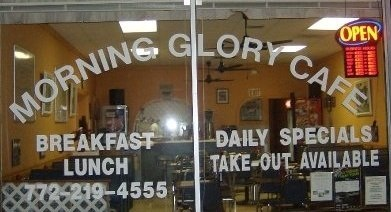 Morning Glory Cafe