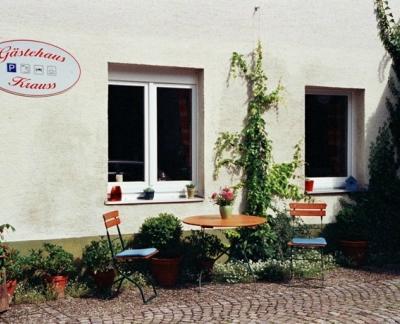 Gaestehaus Krauss