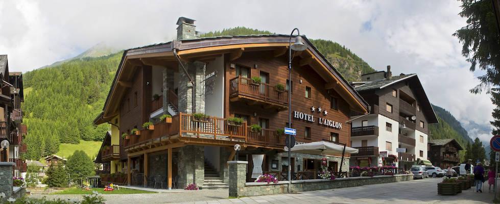 Hotel L'Aiglon - Champoluc