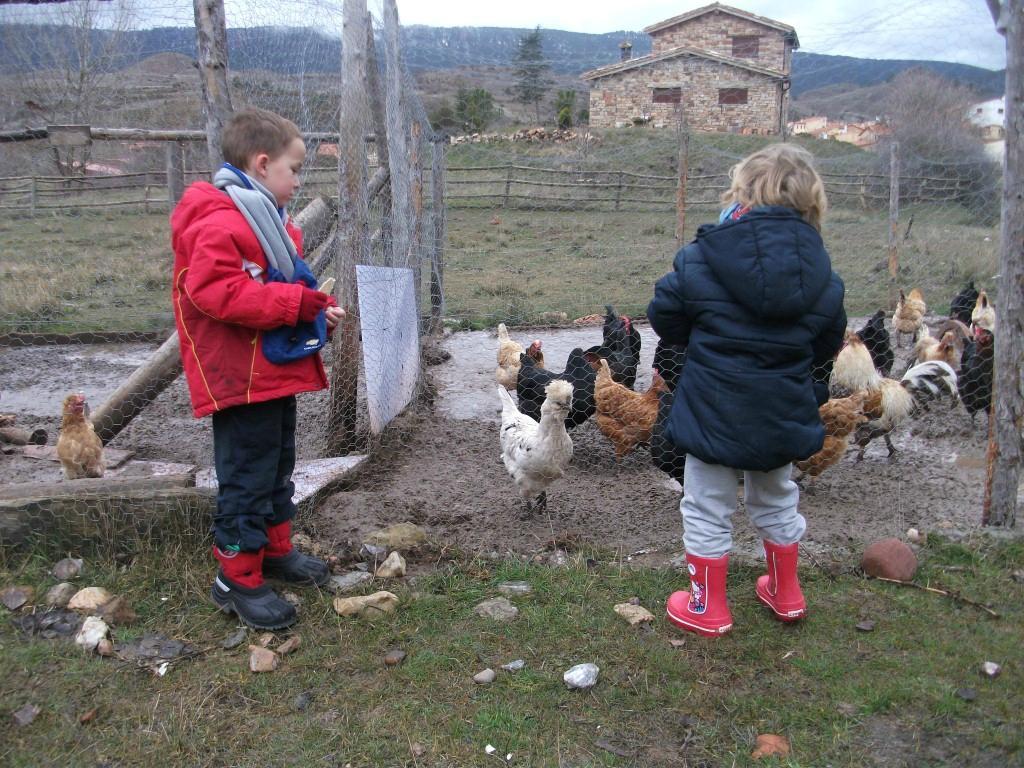 Casa Rural La Puentecilla de Arriba