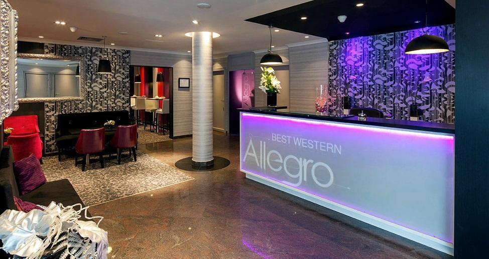 阿萊格羅巴黎酒店