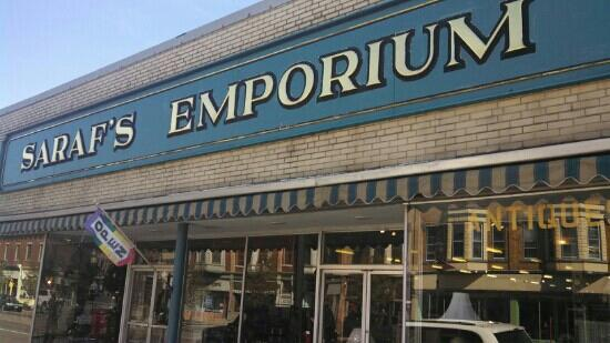Saraf's Antique Emporium