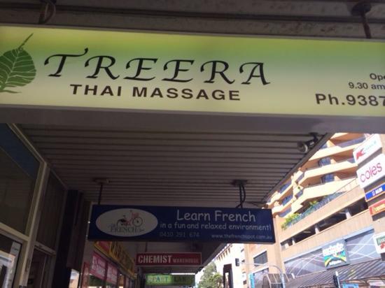 Treera Thai massage