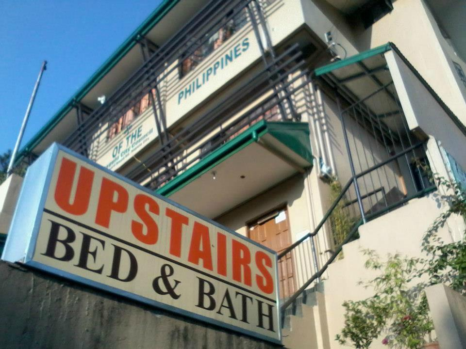 Upstairs Bed & Bath