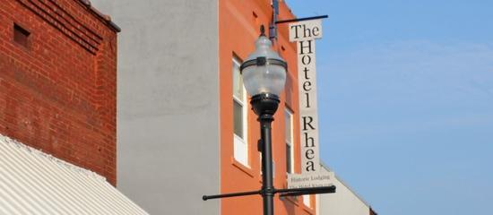 The Hotel Rhea