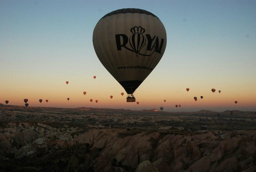 Royal Balloon - Cappadocia (Goreme) - Lo que se debe saber ...