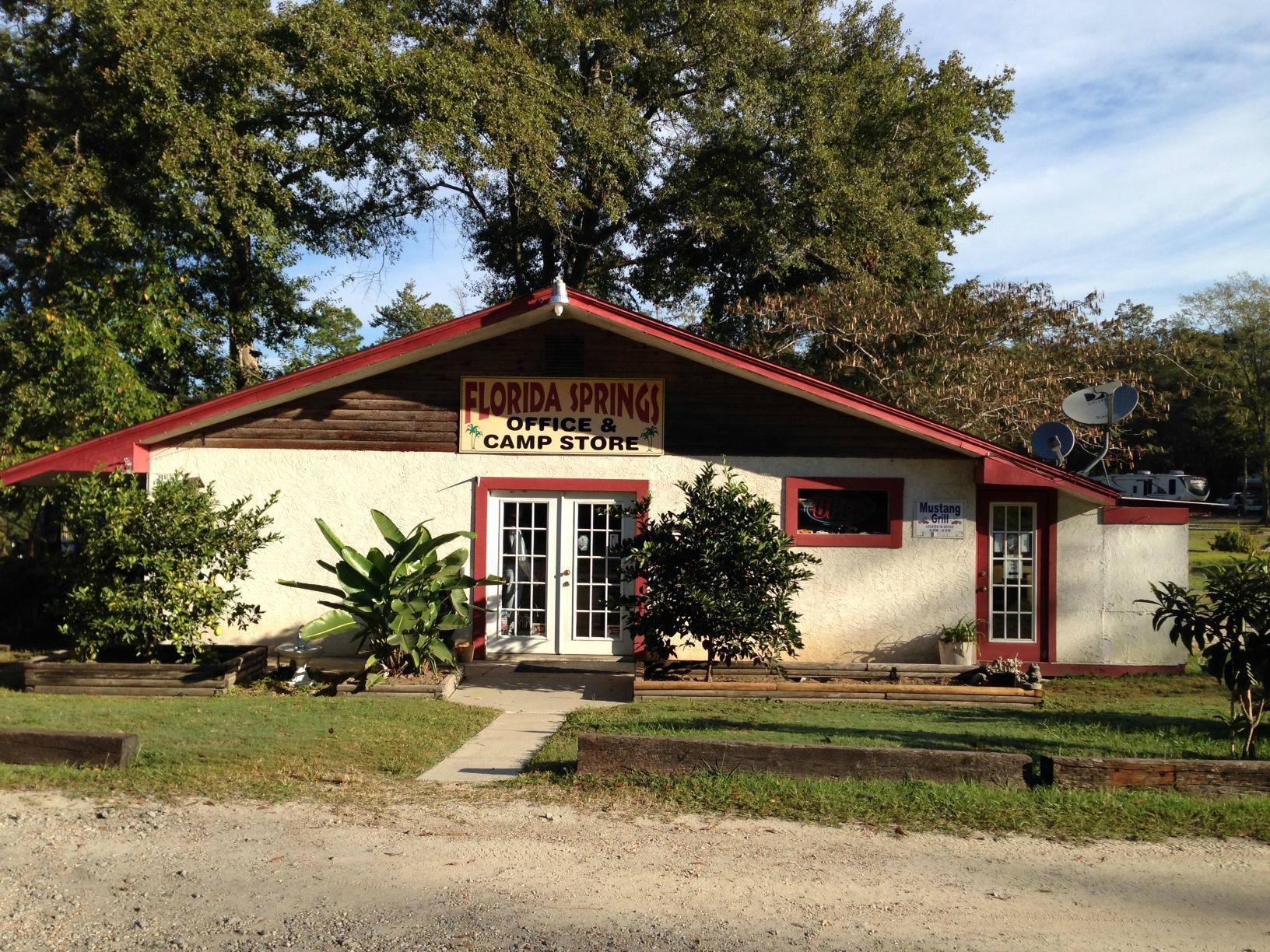Florida Springs RV Resort and Campground