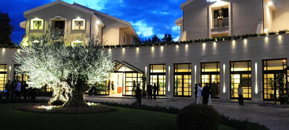 艾翠亞康格雷斯別墅卡塔尼亞豪華大酒店