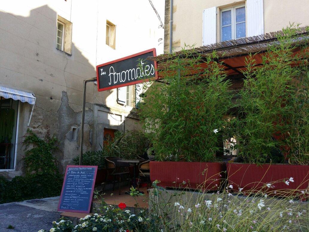 Les Aromates
