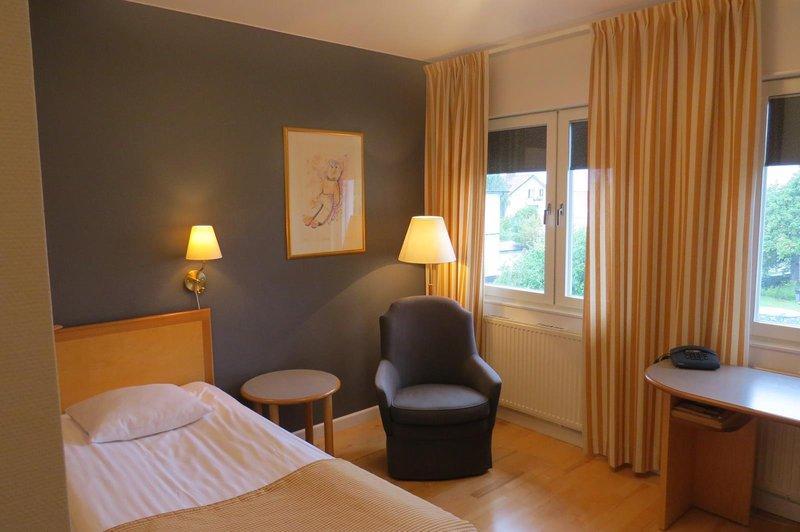 호텔 팔셰핑, 스웨덴 호텔스