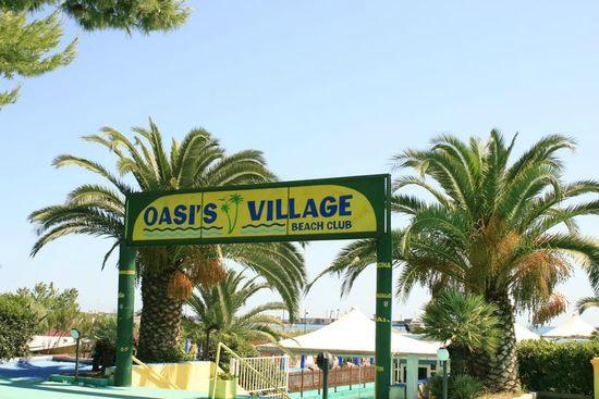 Oasi's Village Beach Club