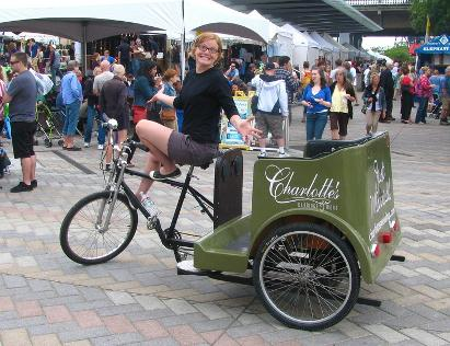 Washington Pedicab Rides & Tours