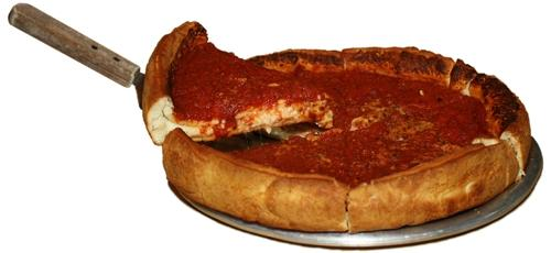 Mangia Chicago Stuffed Pizza