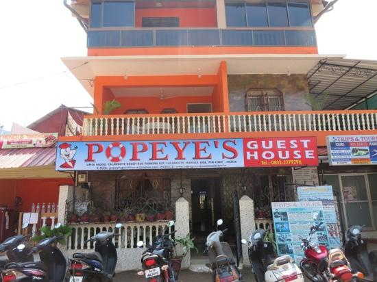 Popeye's Guest House