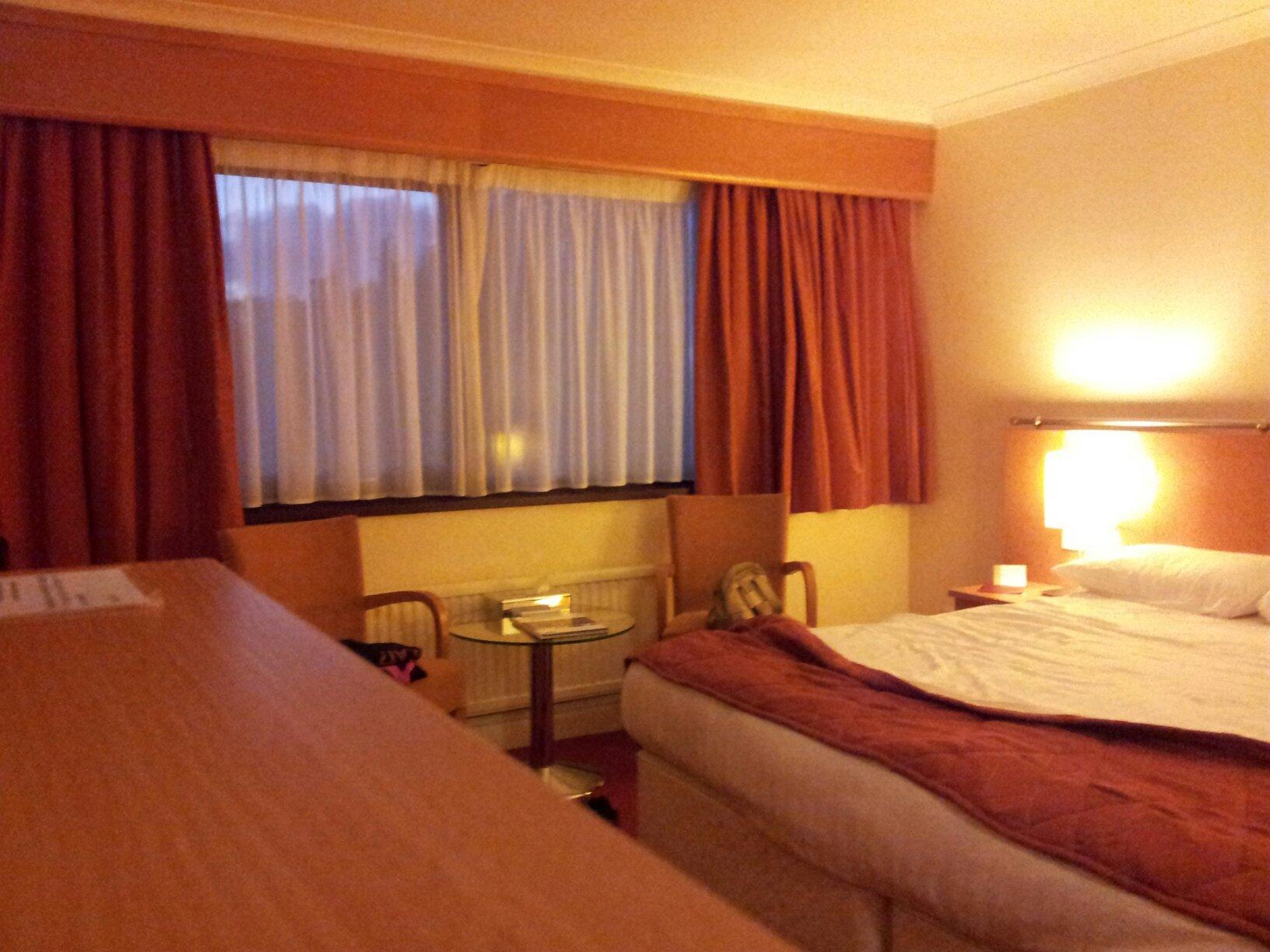 Mercure Newcastle George Washington Hotel Golf And Spa   Stone Cellar Road, High Usworth, Washington NE37 1PH   +44 191 402 9988