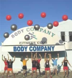 Gimnasio Body Company