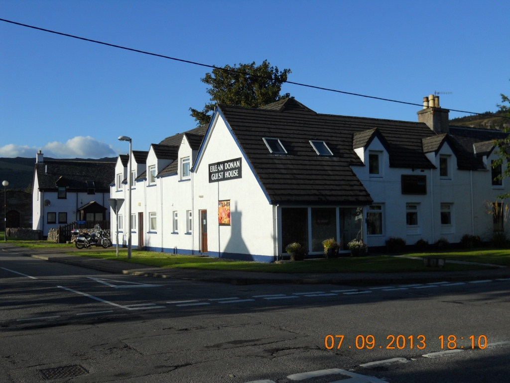 Eilean Donan Guesthouse & Restaurant